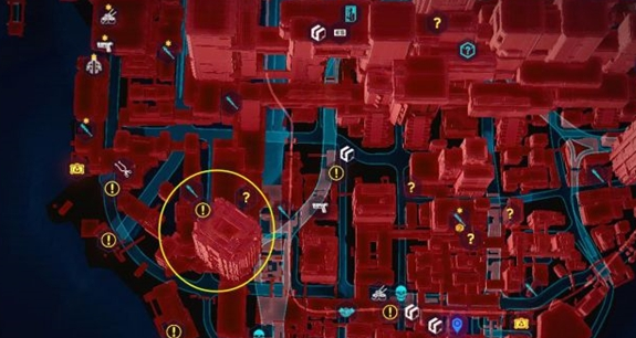 赛博朋克2077螳螂刀位置一览 螳螂刀获取方法